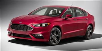 2017 Ford Fusion for sale in Chehalis WA