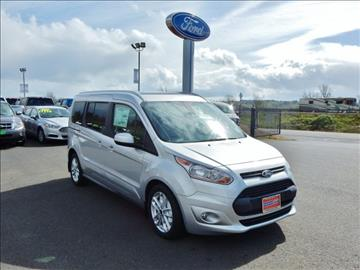 2015 Ford Transit Connect Wagon for sale in Chehalis WA