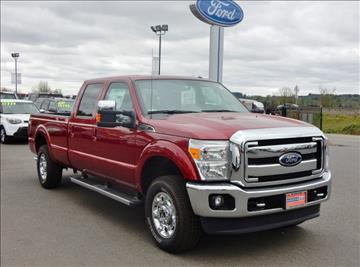 2016 Ford F-250 Super Duty for sale in Chehalis, WA