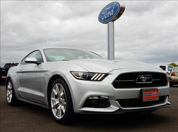 2015 Ford Mustang for sale in Chehalis WA