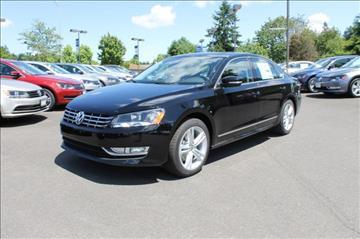 2015 Volkswagen Passat for sale in Olympia WA