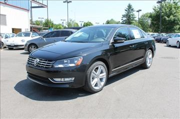 2015 Volkswagen Passat for sale in Olympia WA