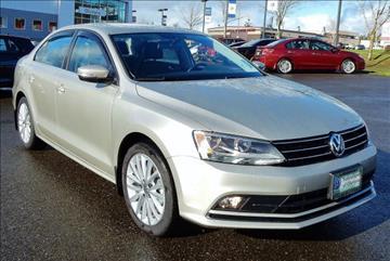 2016 Volkswagen Jetta for sale in Olympia, WA