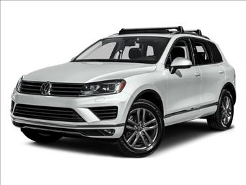 2016 Volkswagen Touareg for sale in Olympia WA