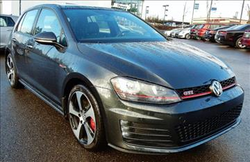 2016 Volkswagen Golf GTI for sale in Olympia WA
