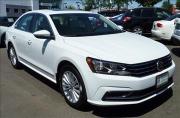 2016 Volkswagen Passat for sale in Olympia WA
