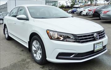 2016 Volkswagen Passat for sale in Olympia, WA