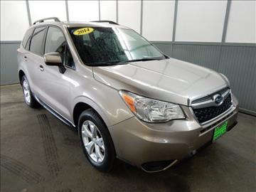 2014 Subaru Forester for sale in Olympia WA