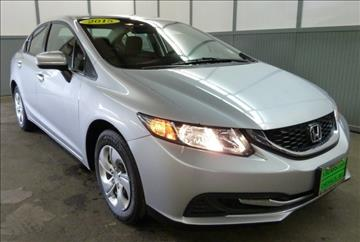 2015 Honda Civic for sale in Olympia WA