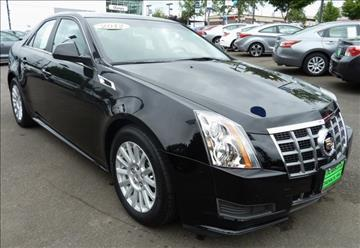 2012 Cadillac CTS for sale in Olympia, WA