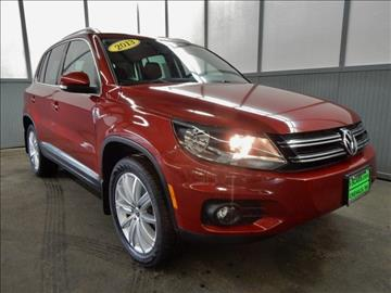 2013 Volkswagen Tiguan for sale in Olympia WA