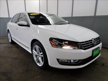 2012 Volkswagen Passat for sale in Olympia WA