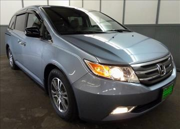 2013 Honda Odyssey for sale in Olympia WA