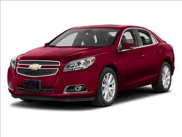 2013 Chevrolet Malibu for sale in Olympia WA