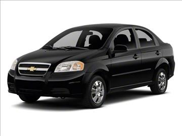 2010 Chevrolet Aveo for sale in Olympia WA