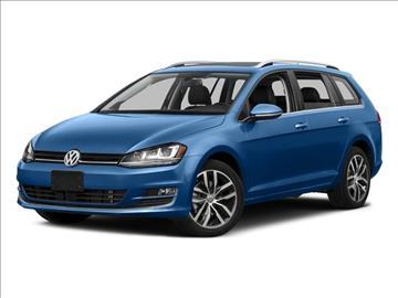 2016 Volkswagen Golf SportWagen for sale in Olympia, WA