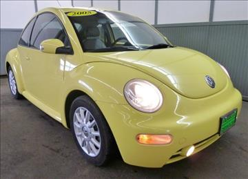 2005 Volkswagen New Beetle for sale in Olympia WA