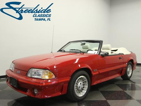 1987 Ford Mustang for sale in Tampa, FL