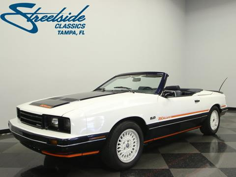 1985 Mercury Capri for sale in Tampa, FL