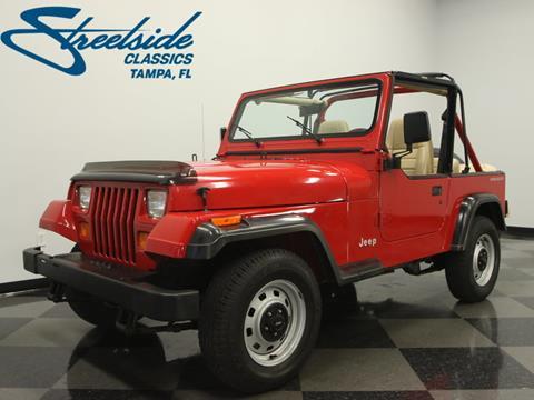 1991 Jeep Wrangler for sale in Tampa, FL