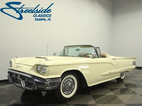 1960 Ford Thunderbird for sale in Tampa, FL