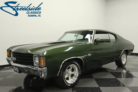 1972 Chevrolet Chevelle for sale in Tampa, FL