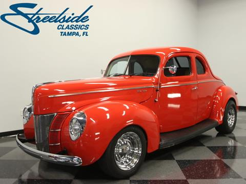 1940 Ford Deluxe for sale in Tampa, FL