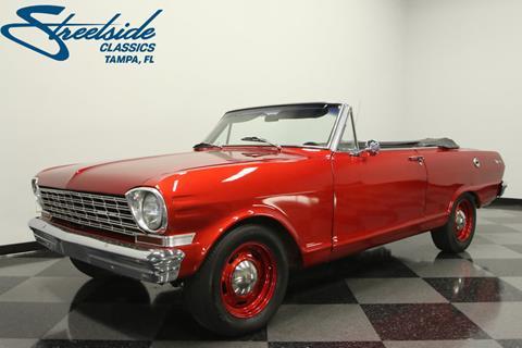 1963 Chevrolet Nova for sale in Tampa, FL