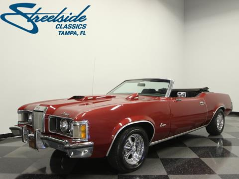 1973 Mercury Cougar for sale in Tampa, FL