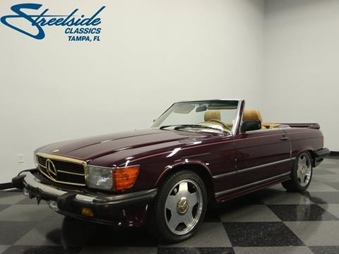 1986 Mercedes-Benz 560-Class for sale in Tampa, FL