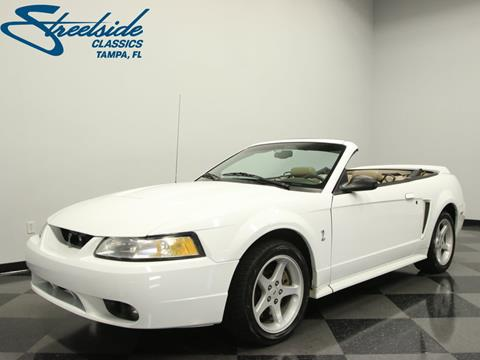1999 Ford Mustang SVT Cobra for sale in Tampa, FL