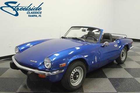 1971 Triumph TR6 for sale in Tampa, FL