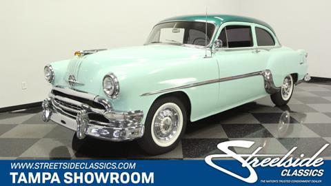 1954 Pontiac Chieftain for sale in Tampa, FL