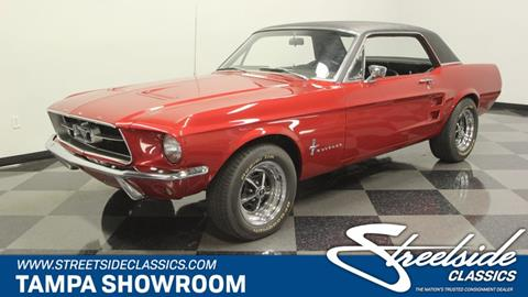 1967 Ford Mustang For Sale In Louisville Ky Carsforsale Com
