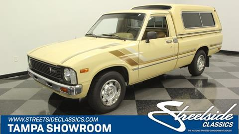 Used 1981 Toyota Pickup For Sale In Cape Coral Fl Carsforsalecom