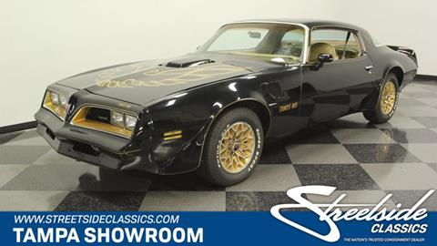 1977 Pontiac Firebird for sale in Tampa, FL