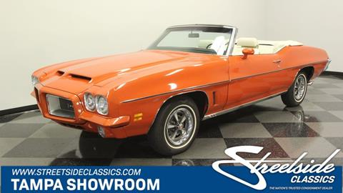 1972 Pontiac Le Mans for sale in Tampa, FL