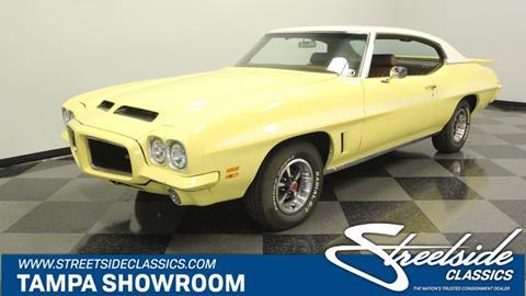 1972 Pontiac GTO for sale in Tampa, FL