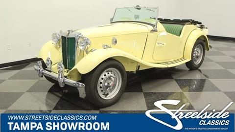 1953 MG TD for sale in Tampa, FL