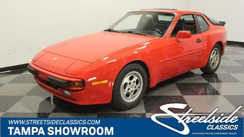 1988 Porsche 944 for sale in Tampa, FL
