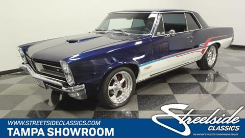 1965 Pontiac GTO for sale in Tampa, FL