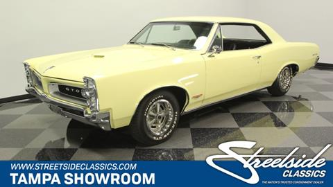 1966 Pontiac GTO for sale in Tampa, FL