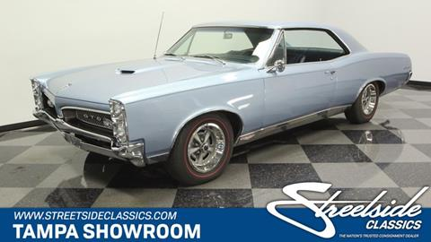 1967 Pontiac GTO for sale in Tampa, FL