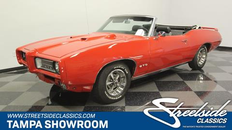 1969 Pontiac GTO for sale in Tampa, FL