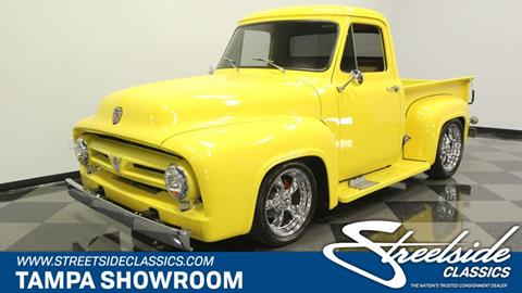1954 Ford F-100 for sale in Tampa, FL