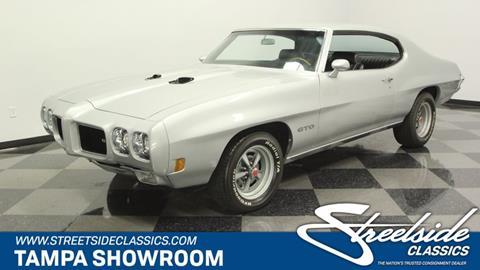 1970 Pontiac GTO for sale in Tampa, FL