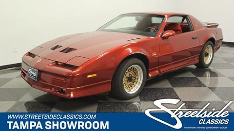1987 Pontiac Firebird for sale in Tampa, FL