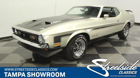 1971 Ford Mustang for sale in Tampa, FL