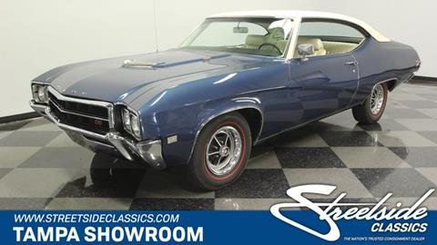 1969 Buick Gran Sport for sale in Tampa, FL