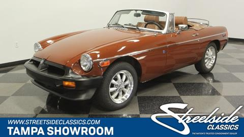1978 MG MGB for sale in Tampa, FL